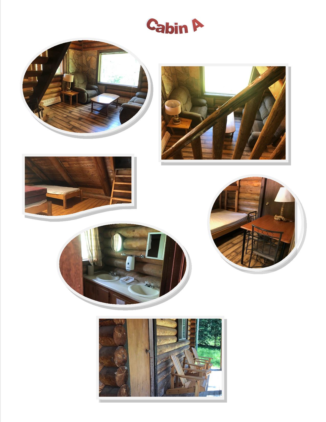 Cabin Rentals Cabin A