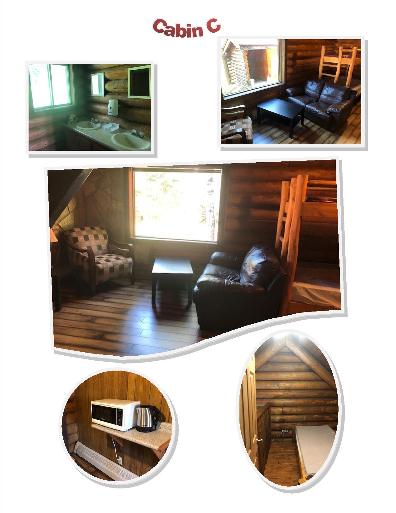 Cabin Rentals Cabin C